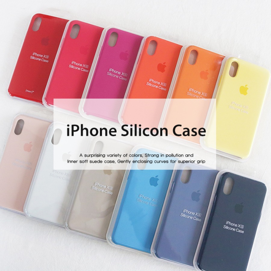 (기획상품)iphone silicon